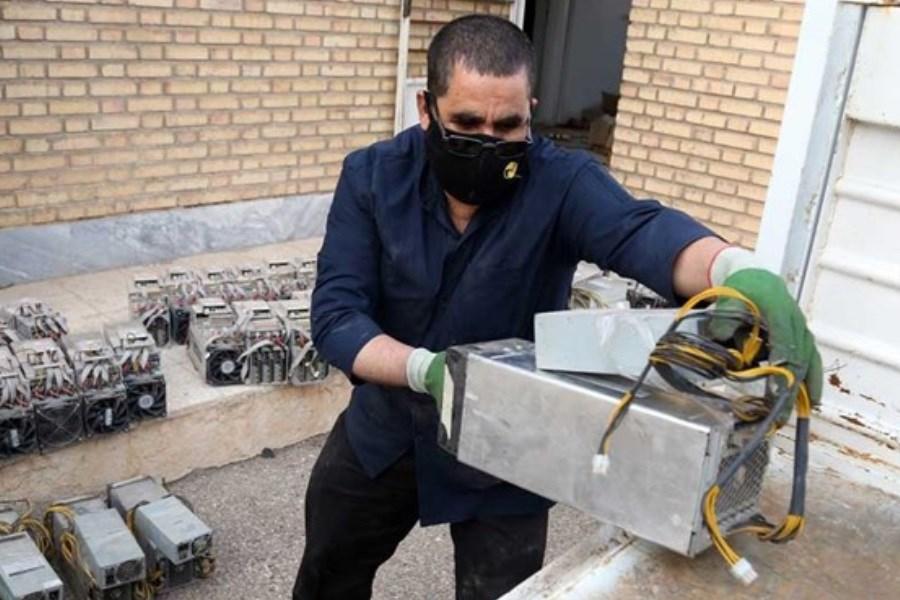 کشف 7 هزار ماینر در اصفهان باعث صرفهجویی 23 مگاواتی در مصرف برق شد