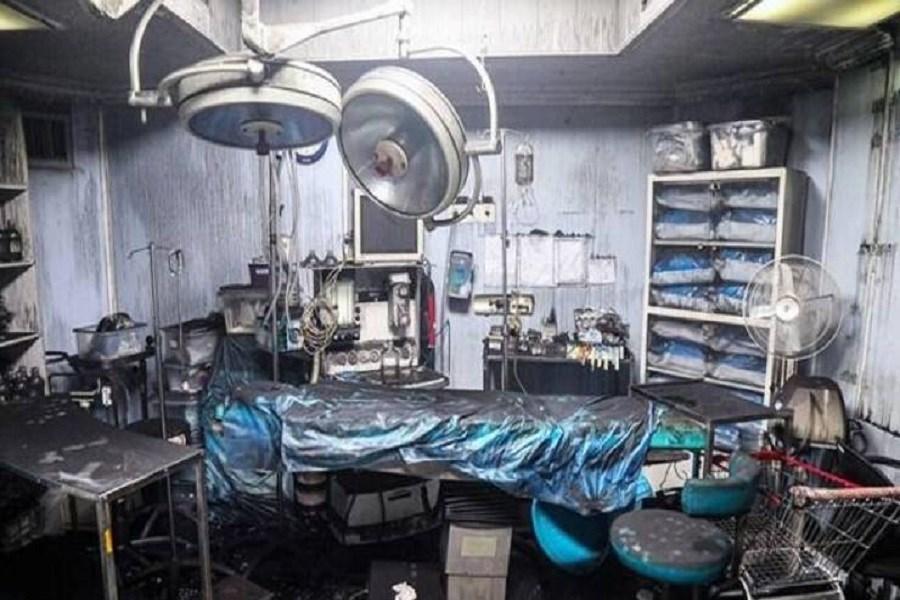 ردپای وزارت بهداشت و وزارت کار در انفجار کلینیک سینامهر تهران