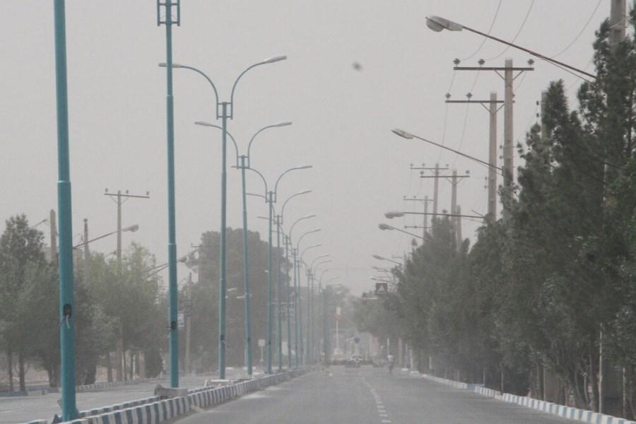 هشدار هواشناسی نسبت به وقوع گردوخاک در بوشهر