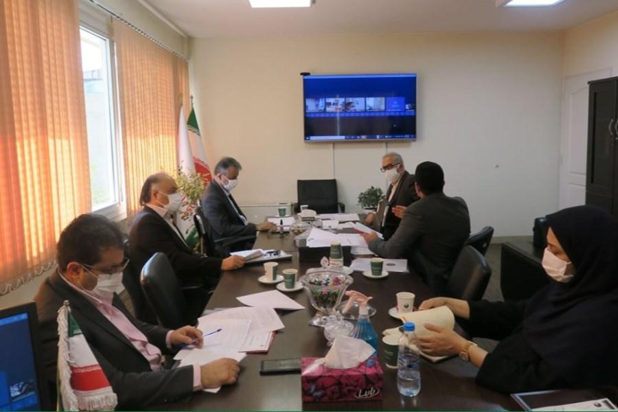 برگزاری جلسه بررسی و تببین سیاست ها و ضوابط اعتباری پست بانک ایران