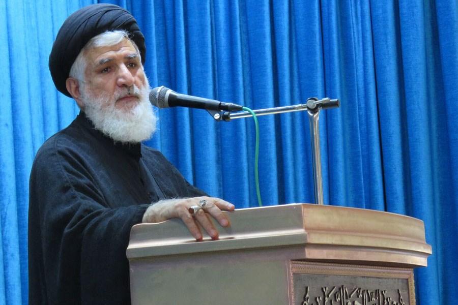 آخرین نماز جمعه لواسانات با اقامه حجت الاسلام والمسلمین لواسانی