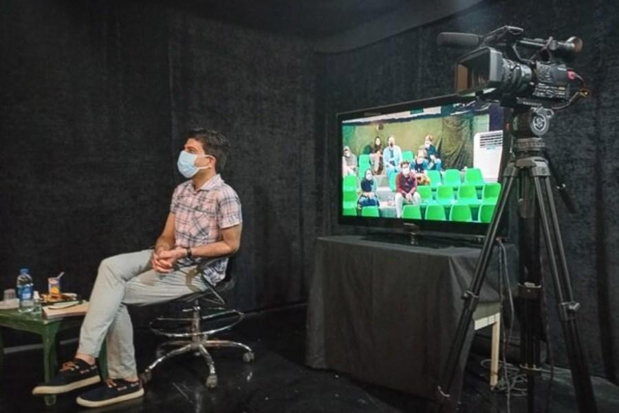 کارگاه «بازیگری روبروی دوربین» در حوزه هنری قم برگزار شد