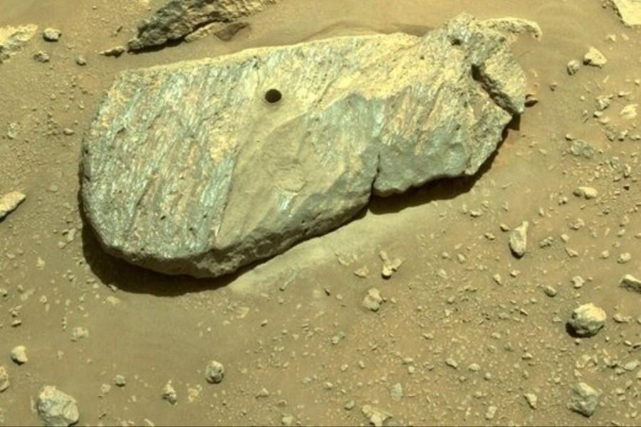 """""""استقامت"""" آماده نمونهبرداری مجدد از مریخ"""