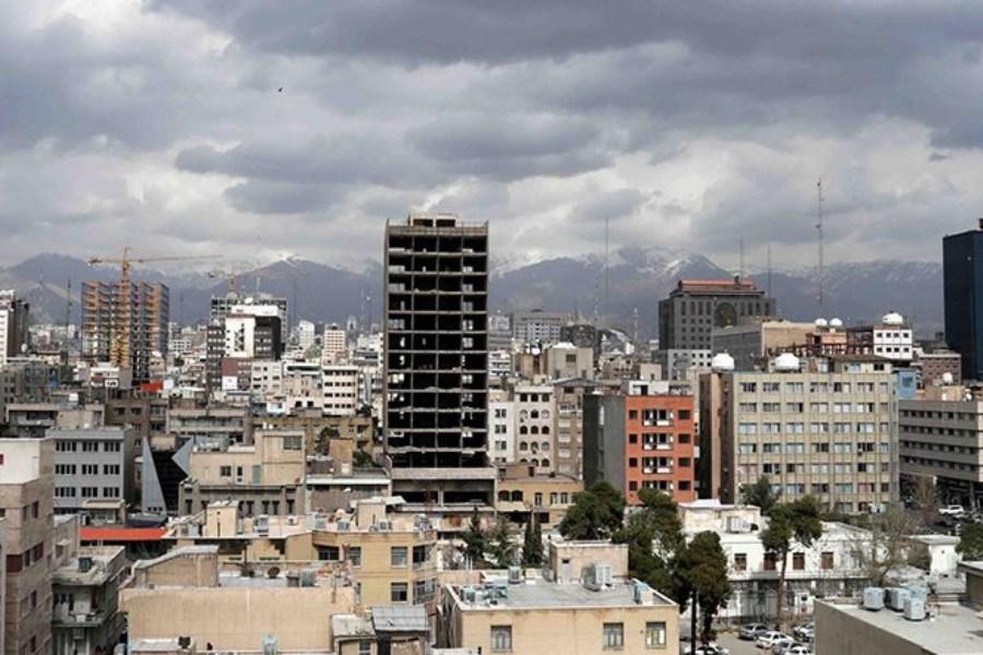 قیمت آپارتمانهای ۱۰ تا ۲۰ ساله در تهران+ جدول