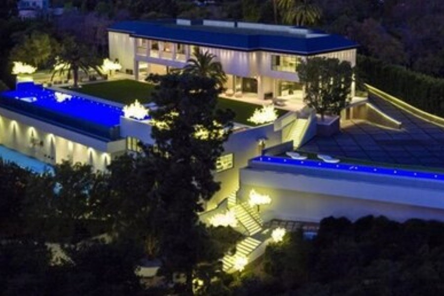 قیمت گرانترین خانه در آمریکا