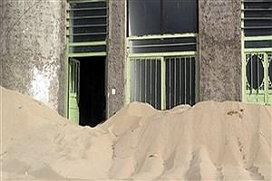 تصویر  سیستانیها پنجرهها را به روی طیبعت بستند