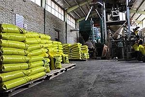 تصویر  افتتاح کارخانه تولید خوراک آبزیان در جلفا