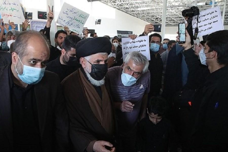 علت برکناری امام جمعه عدالتخواه لواسان چیست؟