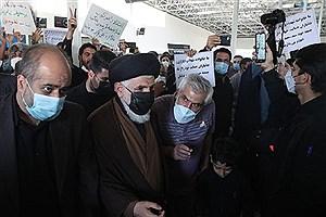 تصویر  علت برکناری امام جمعه عدالتخواه لواسان چیست؟