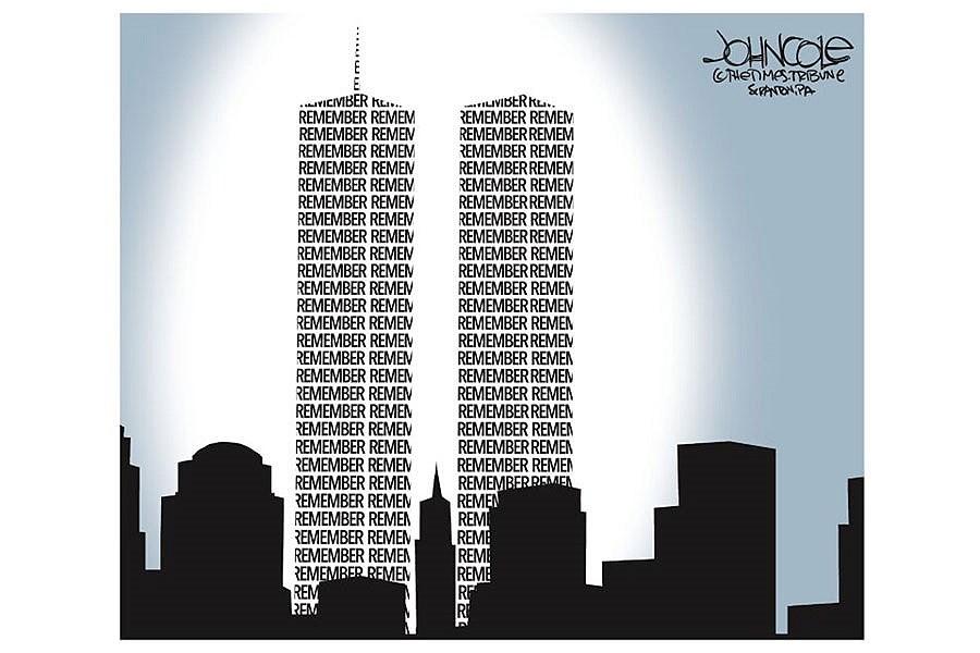 چیزی که از ۱۱ سپتامبر باقی ماند!