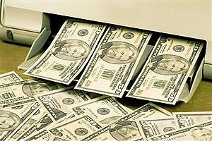 تصویر  قیمت دلار در هفته ای که گذشت