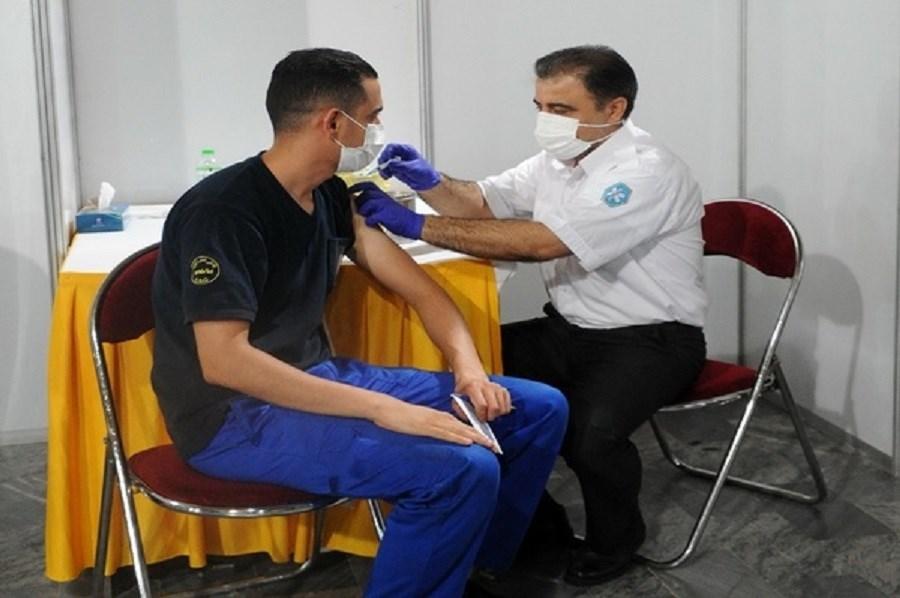 25درصد جمعیت کشور واکسینه شدهاند