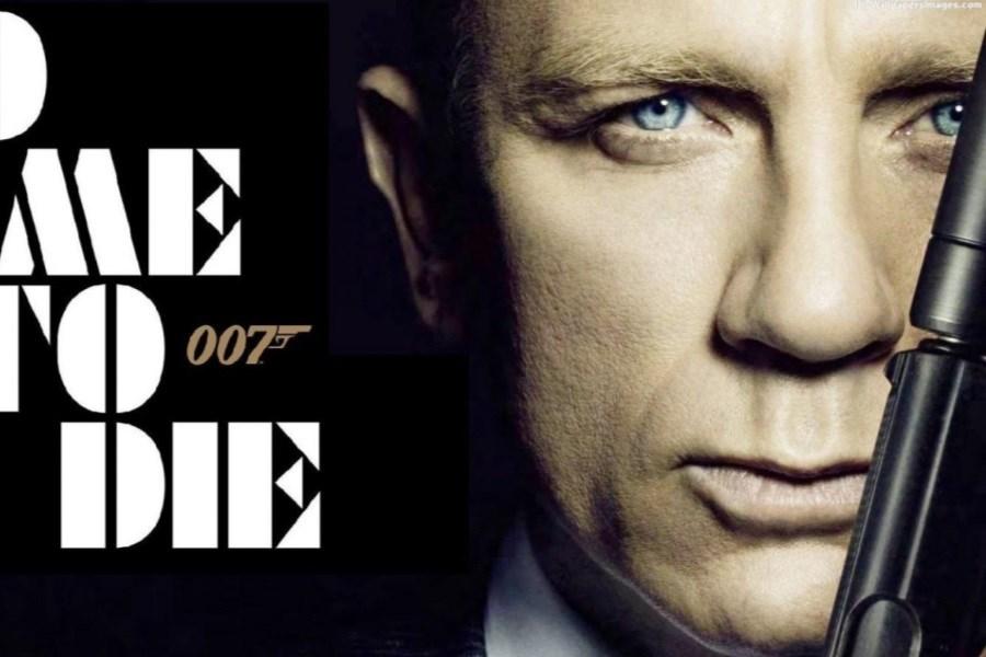 تصویر جیمز باند به سینماها می آید