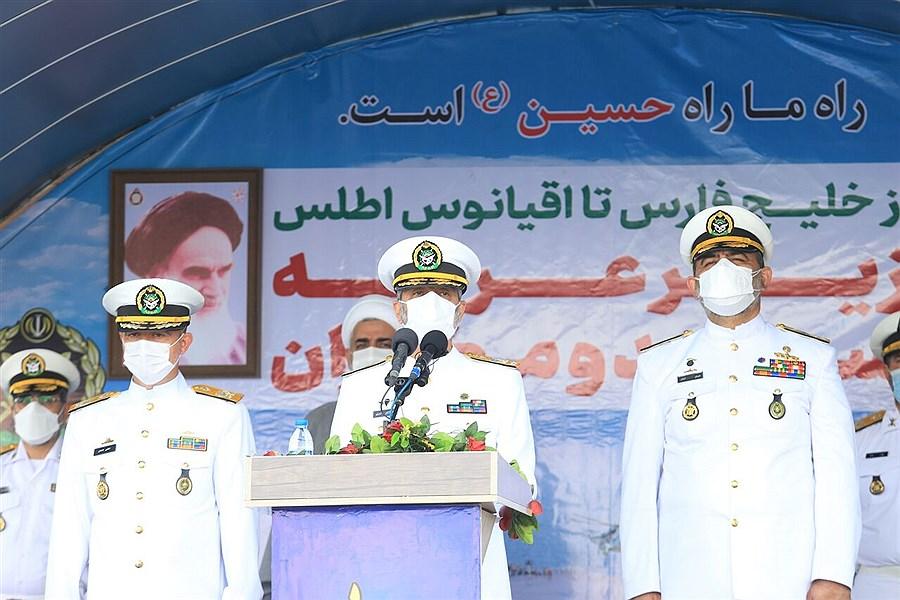 عجز دنیا از تحلیل حضور نظامی ایران در اقیانوس اطلس