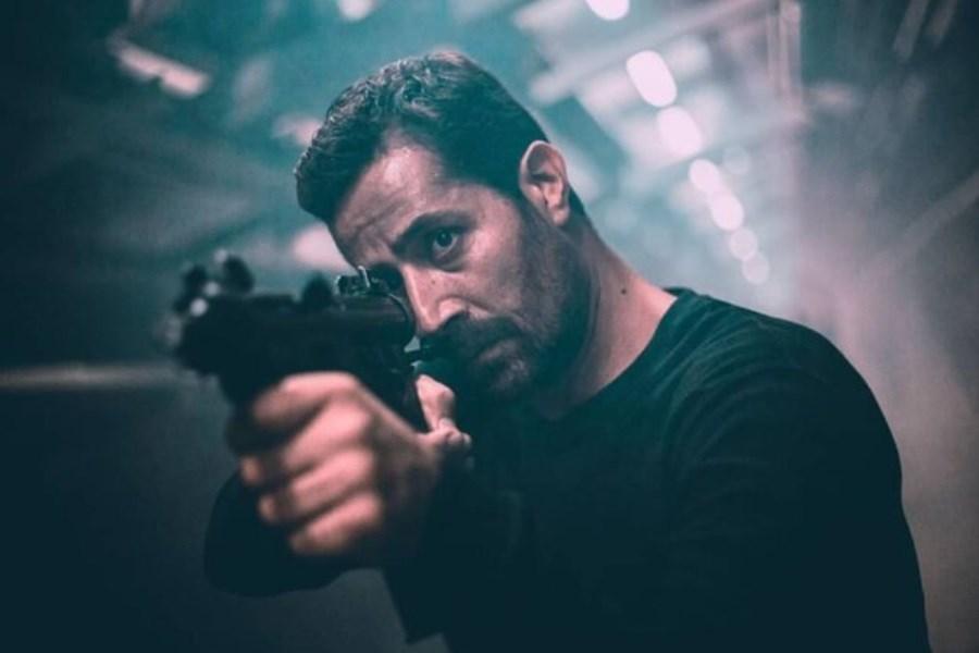 آرش آصفی در سریال امنیتی «سرجوخه»