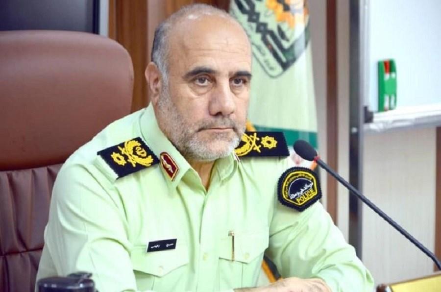 تصویر جلسه امروز شورای ششمیها با حضور پلیس تهران برگزار شد