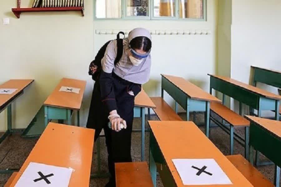 تصویر جزئیات مهم درباره بازگشایی مدرسههای کشور
