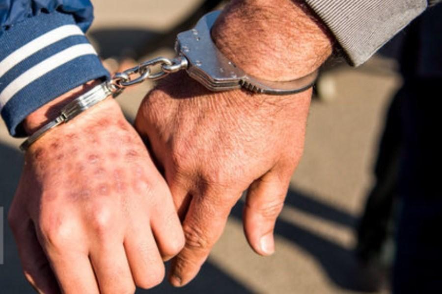 اعضای باند سرقت تجهیزات معدن در خراسان جنوبی دستگیر شدند