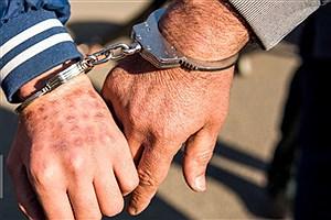 تصویر  اعضای باند سرقت تجهیزات معدن در خراسان جنوبی دستگیر شدند