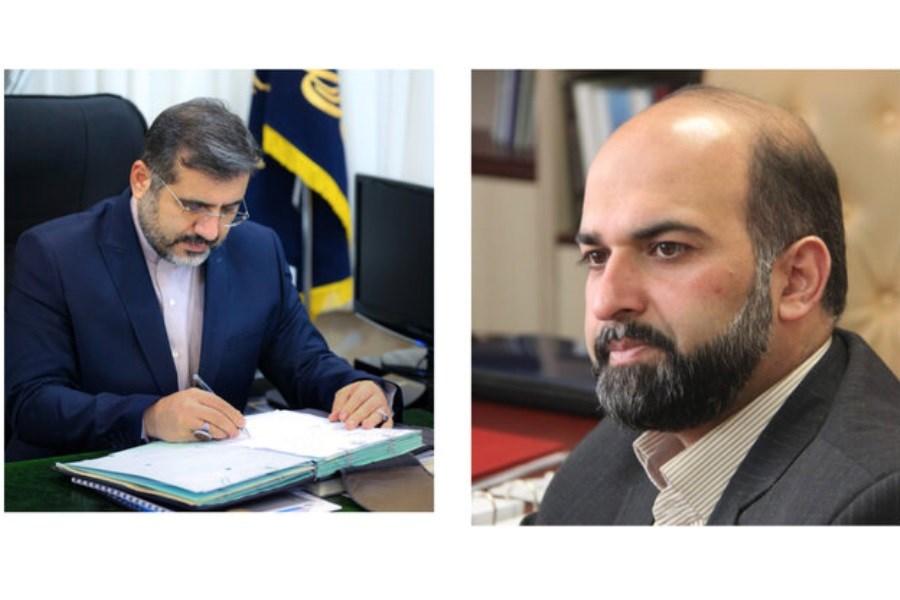 مشاور جدید وزیر فرهنگ و ارشاد اسلامی انتخاب شد