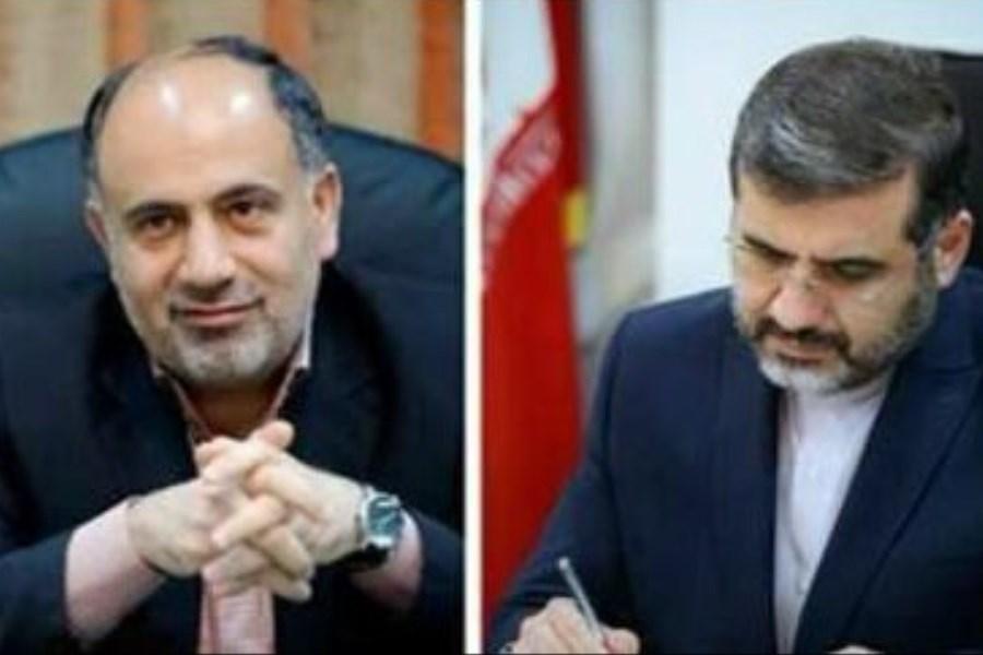 انتصاب مشاور وزیر فرهنگ و ارشاد با حکم اسماعیلی