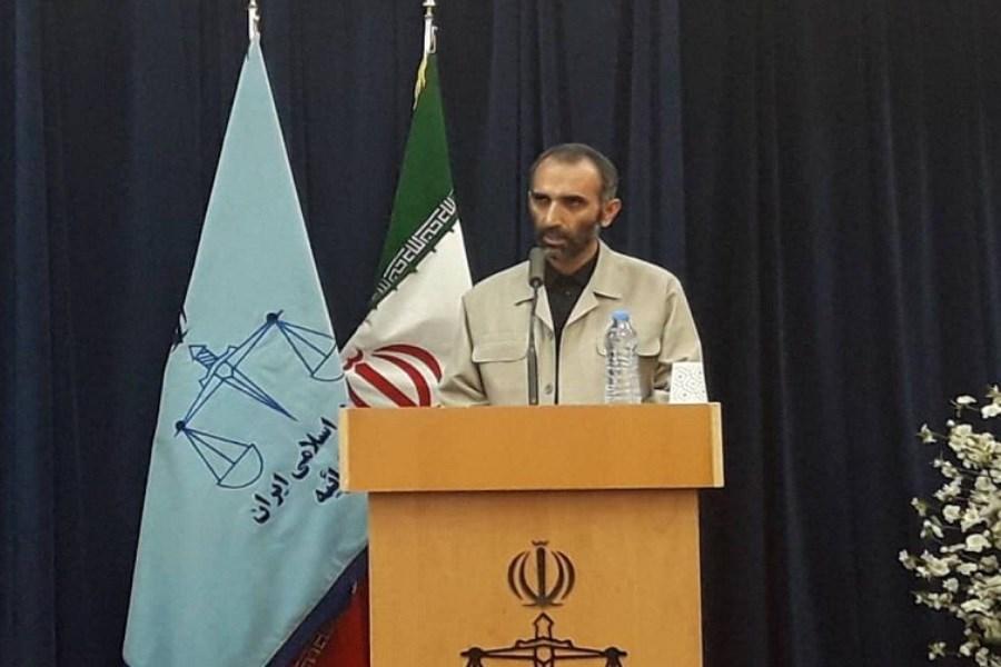 رئیس کل جدید دادگستری استان قزوین منصوب شد