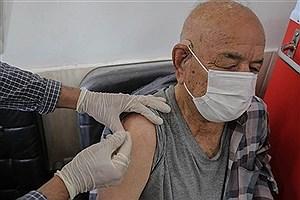تصویر  90 درصد مددجویان مراکز شبانهروزی چهارمحال و بختیاری واکسینه شدند