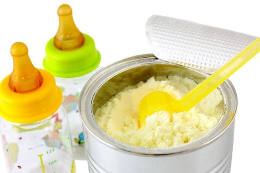 تصویر ممنوعیت صادرات شیر خشک لغو شد