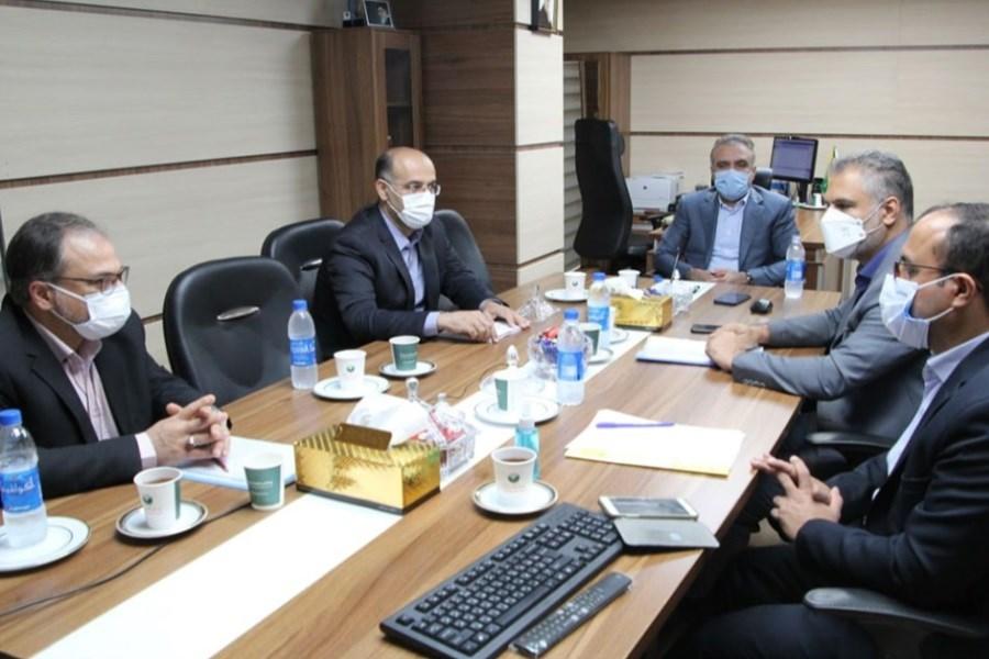 برگزاری جلسه بررسی موارد حقوقی پست بانک در بوشهر