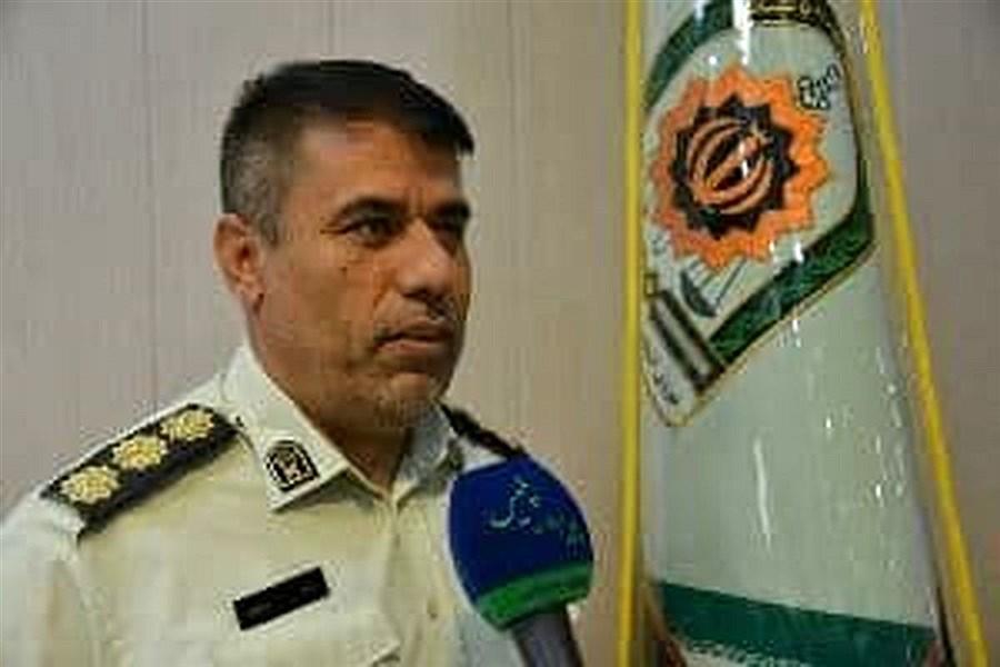 21 کیلوگرم مواد مخدر در شهرستان البرز کشف شد