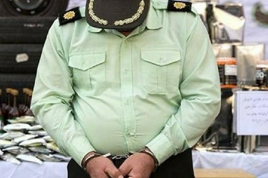 تصویر هوشیاری پلیس دست مامور قلابی را رو کرد