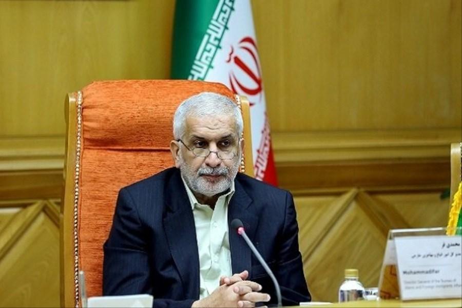 سهمیه ایران برای راهپیمایی اربعین افزایش یافته است