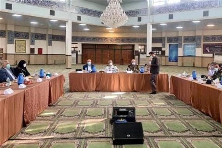 تصویر اعضای کمیسیون آموزش مجلس از مرکز آموزش ۰۱ نیروی زمینی ارتش بازدید کردند