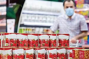 تصویر  خشکسالی عامل گرانی رب / دولت جلو صادرات گوجه را بگیرد