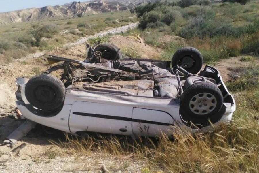 برخورد سواری با کامیون در محور طبس_یزد 5 کشته برجای گذاشت