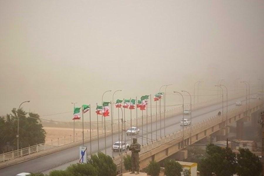 گردوغبار محلی برای خوزستان پیشبینی میشود