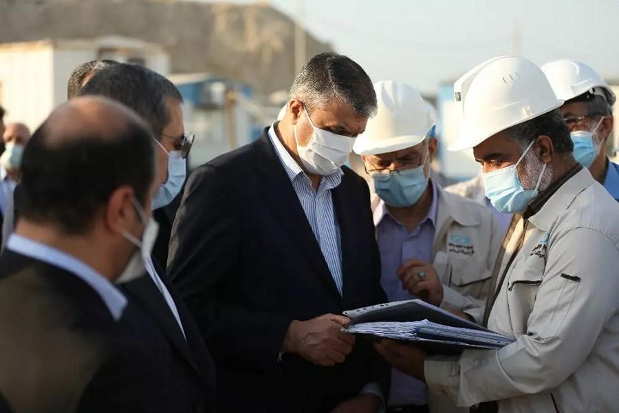سرکشی اسلامی از نیروگاه اتمی بوشهر و تاسیسات هستهای اصفهان