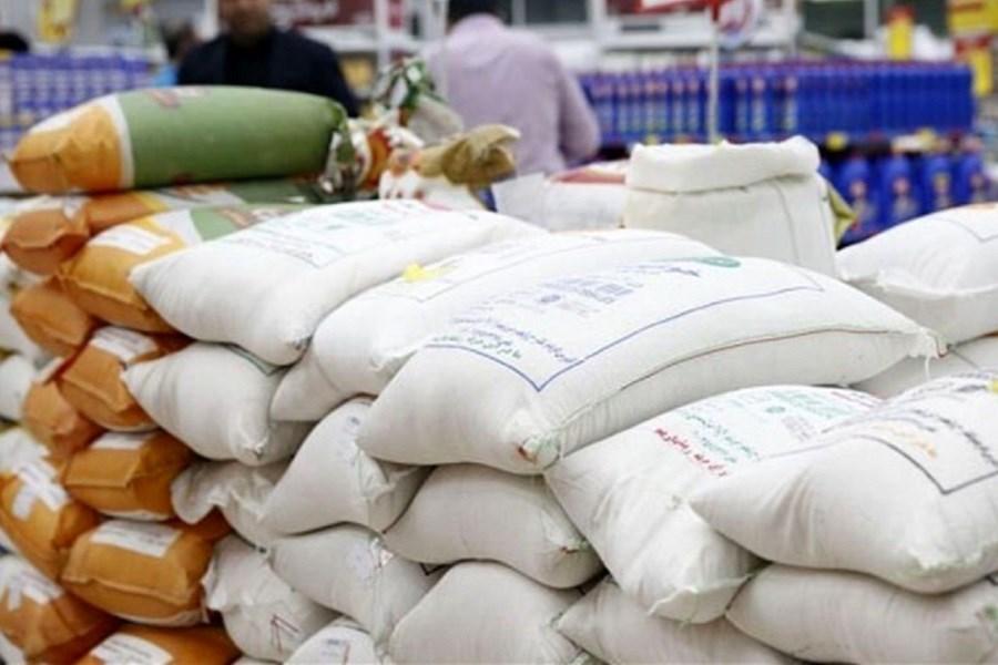 تصویر با واردات بازار برنج متعادل میشود