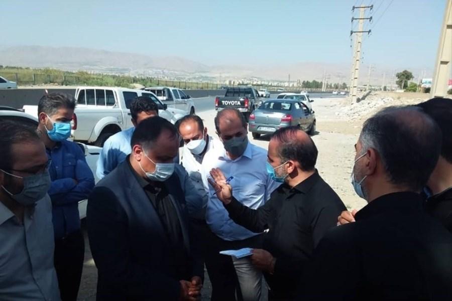 نائب رئیس شورای شهر کرج در مورد خطرات جاده قزلحصار هشدار داد