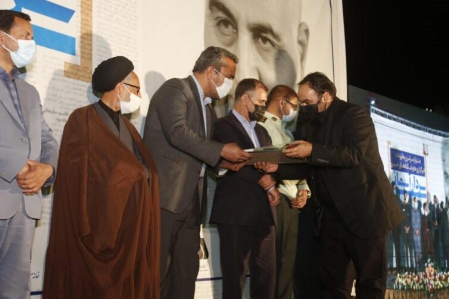 نشریات اردبیل در اولین جشنواره سراسری رسانهای « سردار آسمانی » درخشیدند