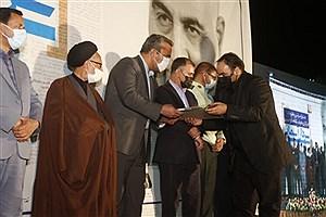 تصویر  نشریات اردبیل در اولین جشنواره سراسری رسانهای « سردار آسمانی » درخشیدند