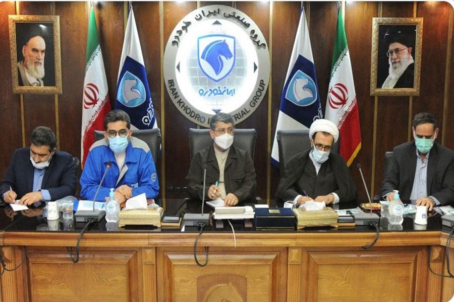 تصویر اتهام دپوی خودرو به ایران خودرو وارد نیست/ رسیدن تعهدات معوق به کمترین میزان در سالهای اخیر