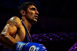 تصویر  بوکسور خوزستانی در مسابقات ارتشهای جهان حضور خواهد داشت