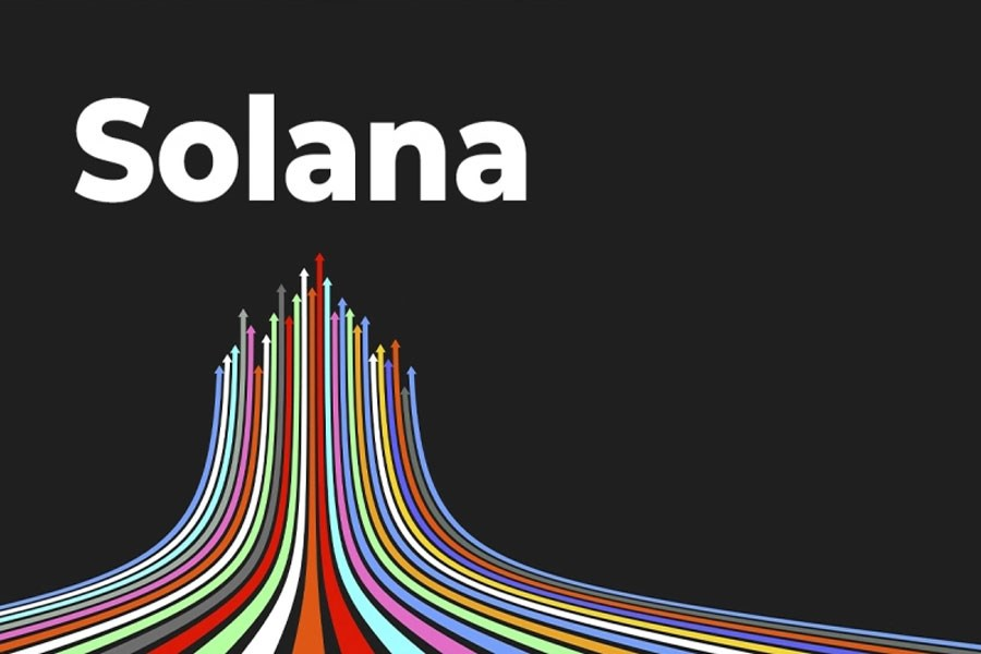 تصویر پس از یک قطعی 24 ساعته، شبکه سولانا دوباره فعال شد