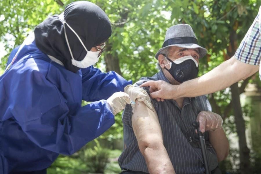مرکز واکسیناسیون کرونا در دارالشفا راهاندازی شد