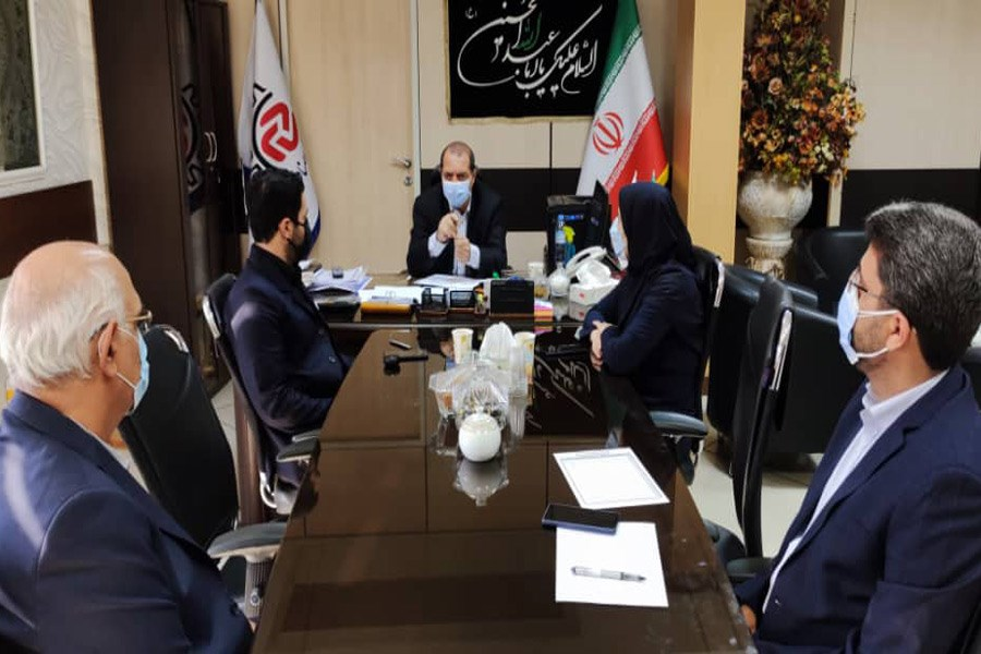 نشست برنامهریزی برای تأسیس خانه محیط زیست اصناف تهران