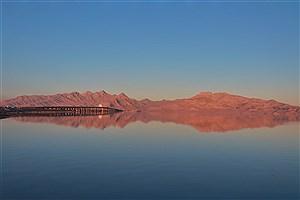 تصویر  زیبایی های دریاچه ارومیه