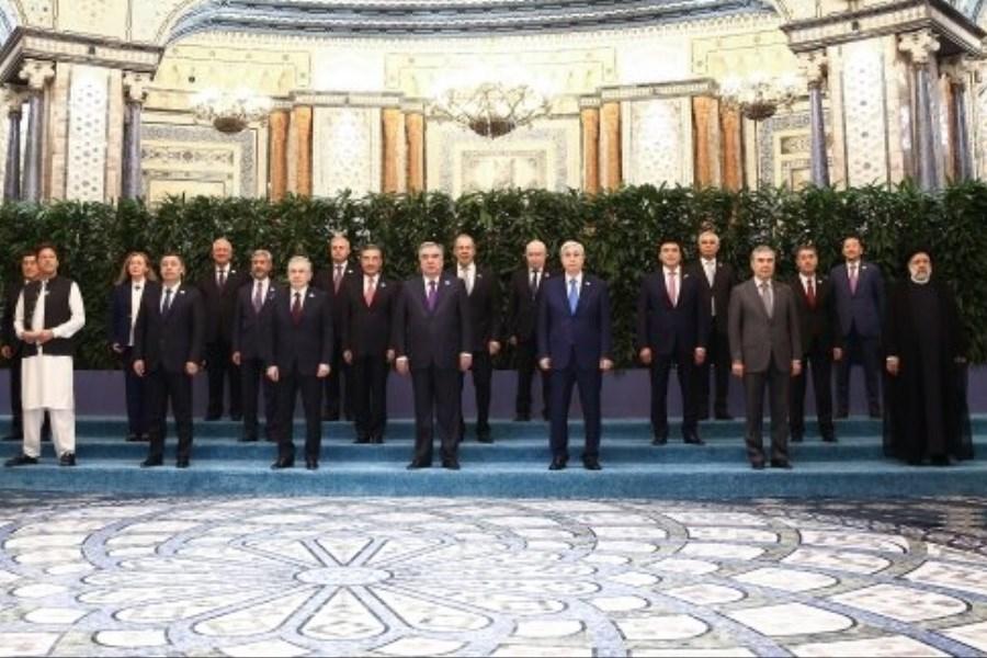 تصویر ایران به عضویت اصلی سازمان شانگهای درآمد