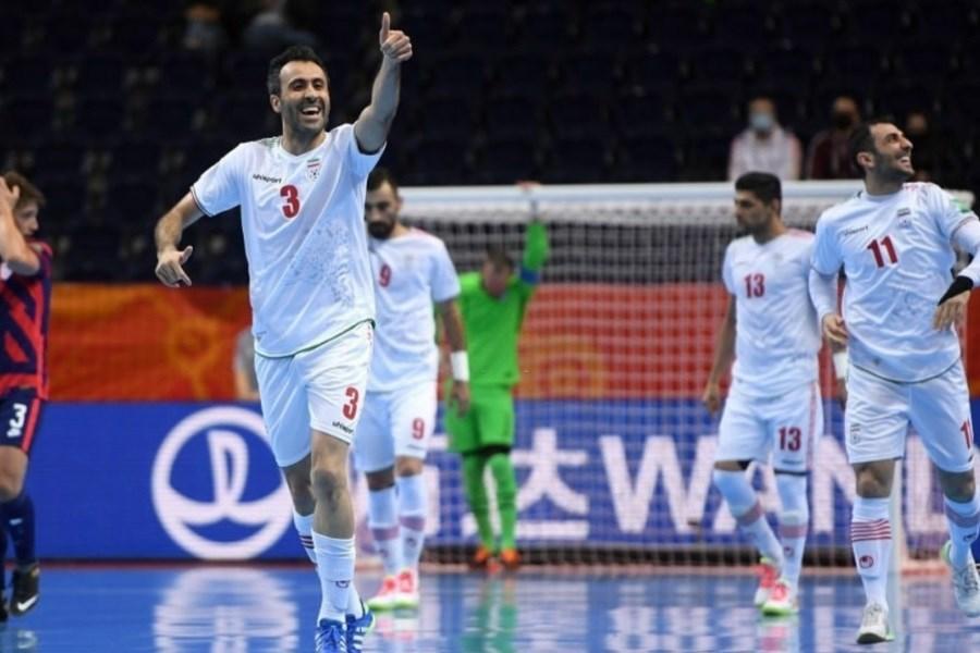 واکنش فیفا به پیروزی پُرگل فوتسال ایران مقابل ازبکستان