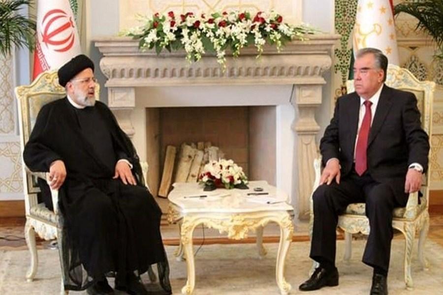 وجود ظرفیتهای مناسب ایران و تاجیکستان برای گسترش روابط و همکاریهای دوجانبه